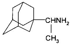 Способ получения римантадина гидрохлорида