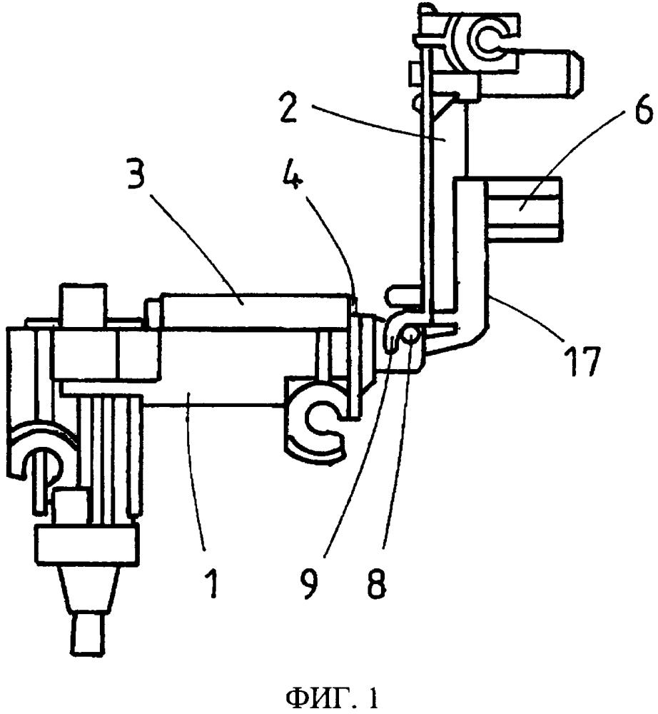 Привод для приводного устройства и способ его монтажа