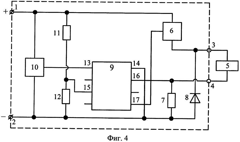 Устройство управления электромагнитом постоянного напряжения