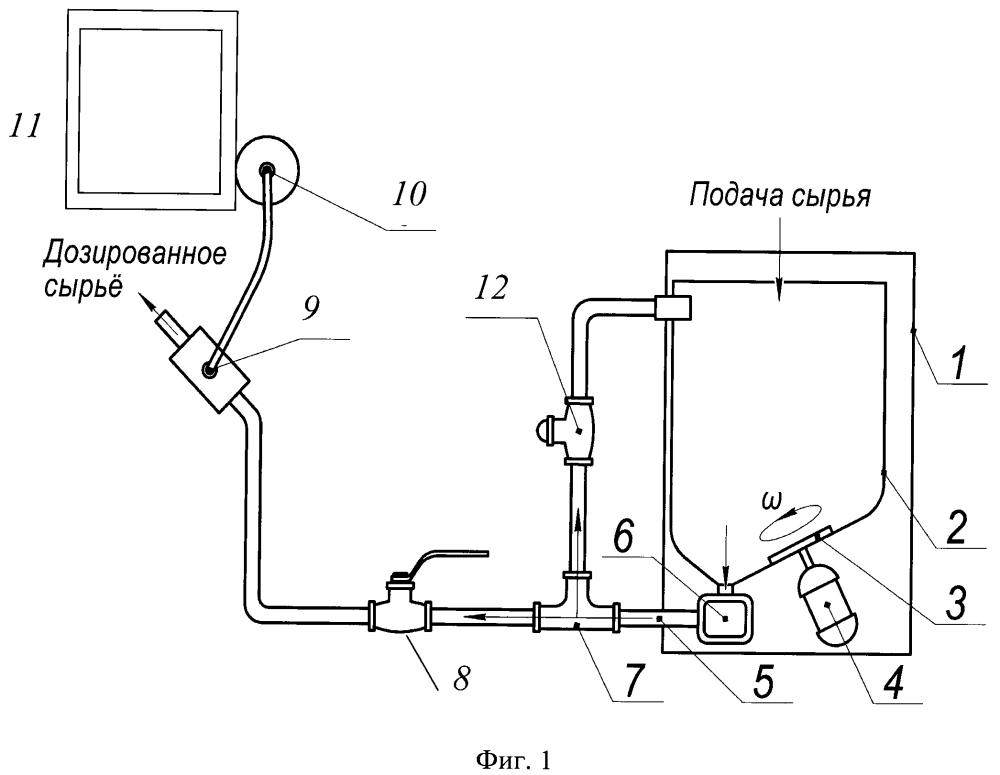 Устройство для дозирования вязкой жидкости в передвижные рабочие камеры