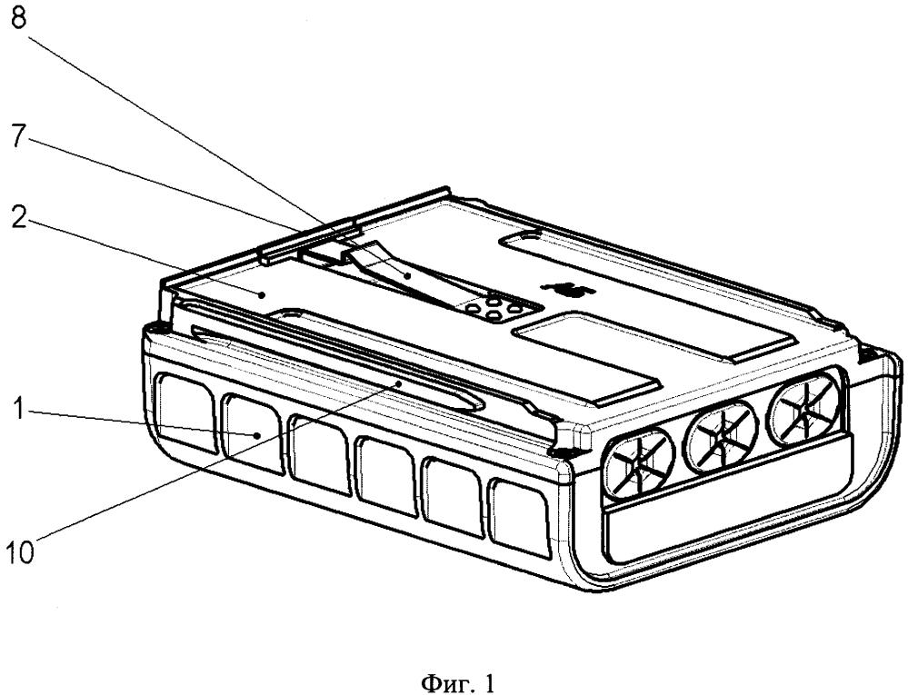 Аккумуляторная батарея (варианты)