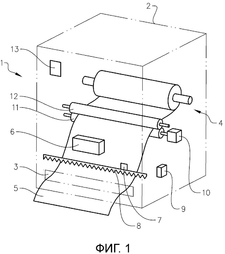Гигиеничное устройство выдачи листового материала
