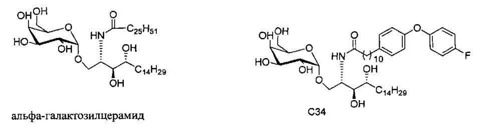 Способы получения гликосфинголипидов и их применение