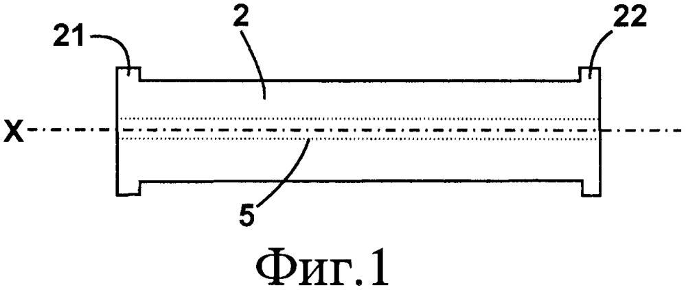 Способ изготовления композитного валка и композитный валок