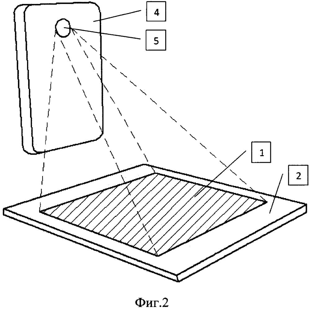 Способ формирования элементов дополненной реальности и графический носитель для его реализации