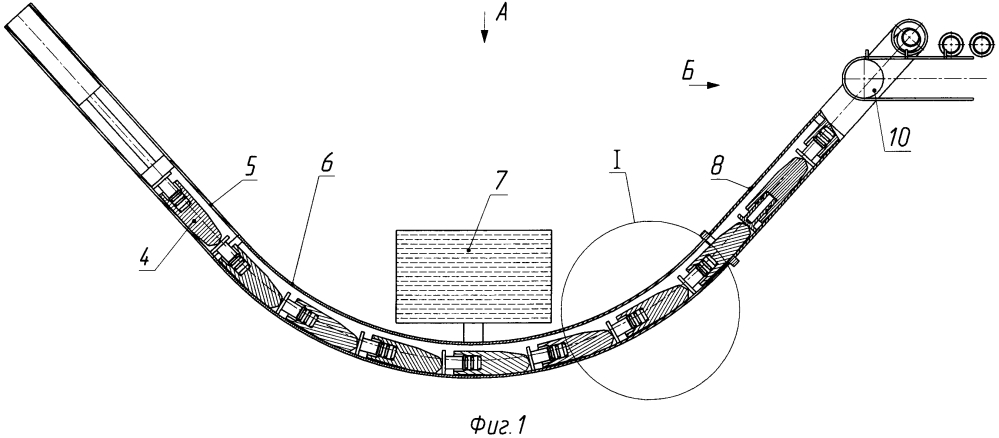 Способ лакирования полых цилиндрических изделий типа стакан