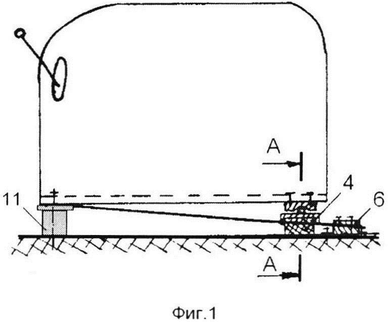 Система виброизоляции кочетова для технологического оборудования