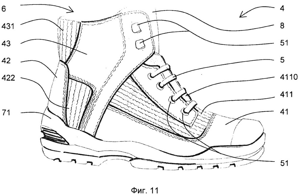 Обувное изделие