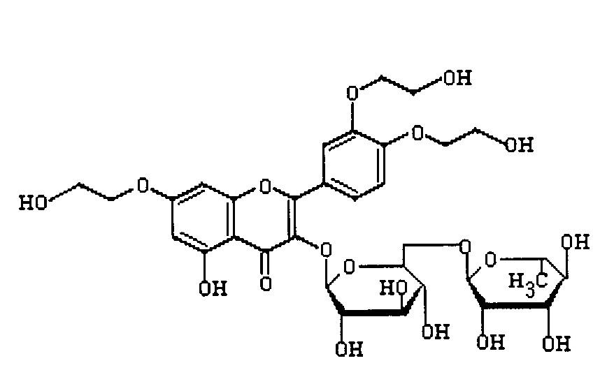 Способ получения тригидроксиэтилрутозида