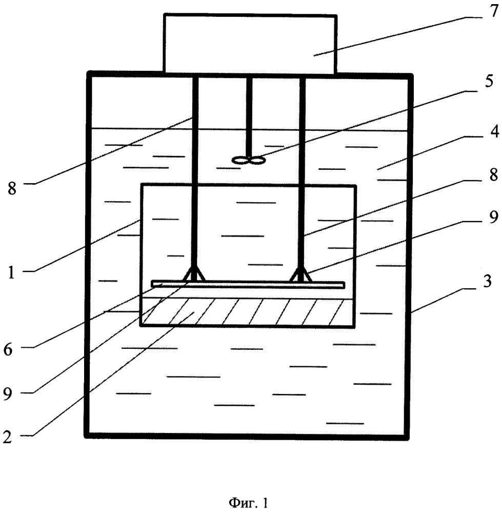 Устройство для выращивания профилированных кристаллов из раствора