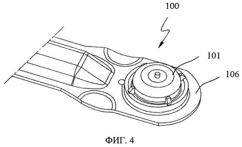 Защелкивающаяся соединительная конструкция для шарнирно-рычажного механизма привода щеток стеклоочистителя и стеклоочиститель