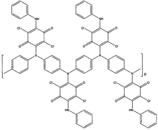 Электроактивный полимер, электроактивный гибридный наноматериал, гибридный электрод для суперконденсатора и способы их получения