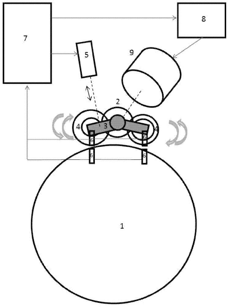 Способ переключения коробки передач с помощью электронной синхронизации