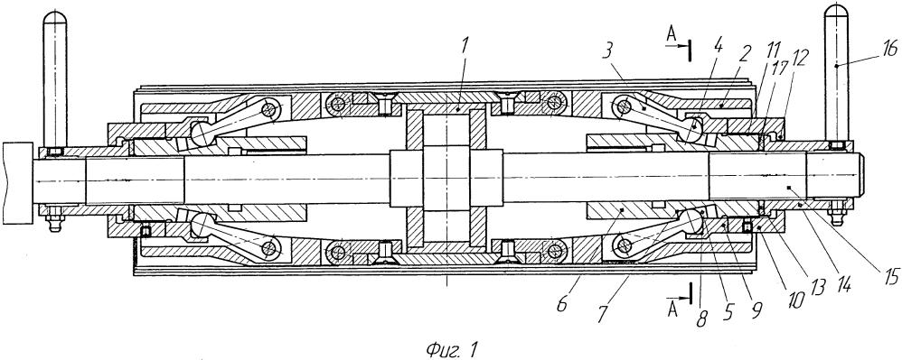Устройство для сборки резинокордных оболочек