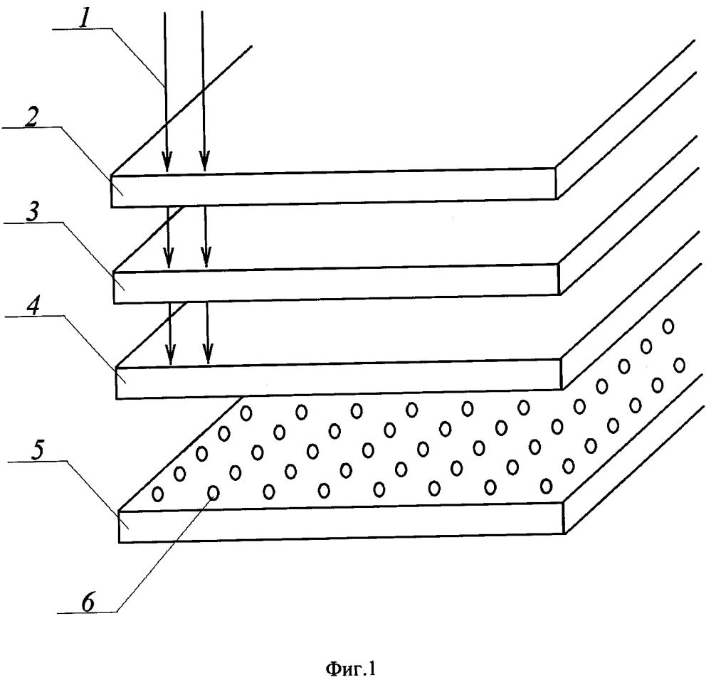 Текстильный многослойный материал для верхней части зимних сапог
