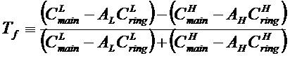Компенсация воздействия линейного давления на рабочий диапазон для диафрагменного датчика давления
