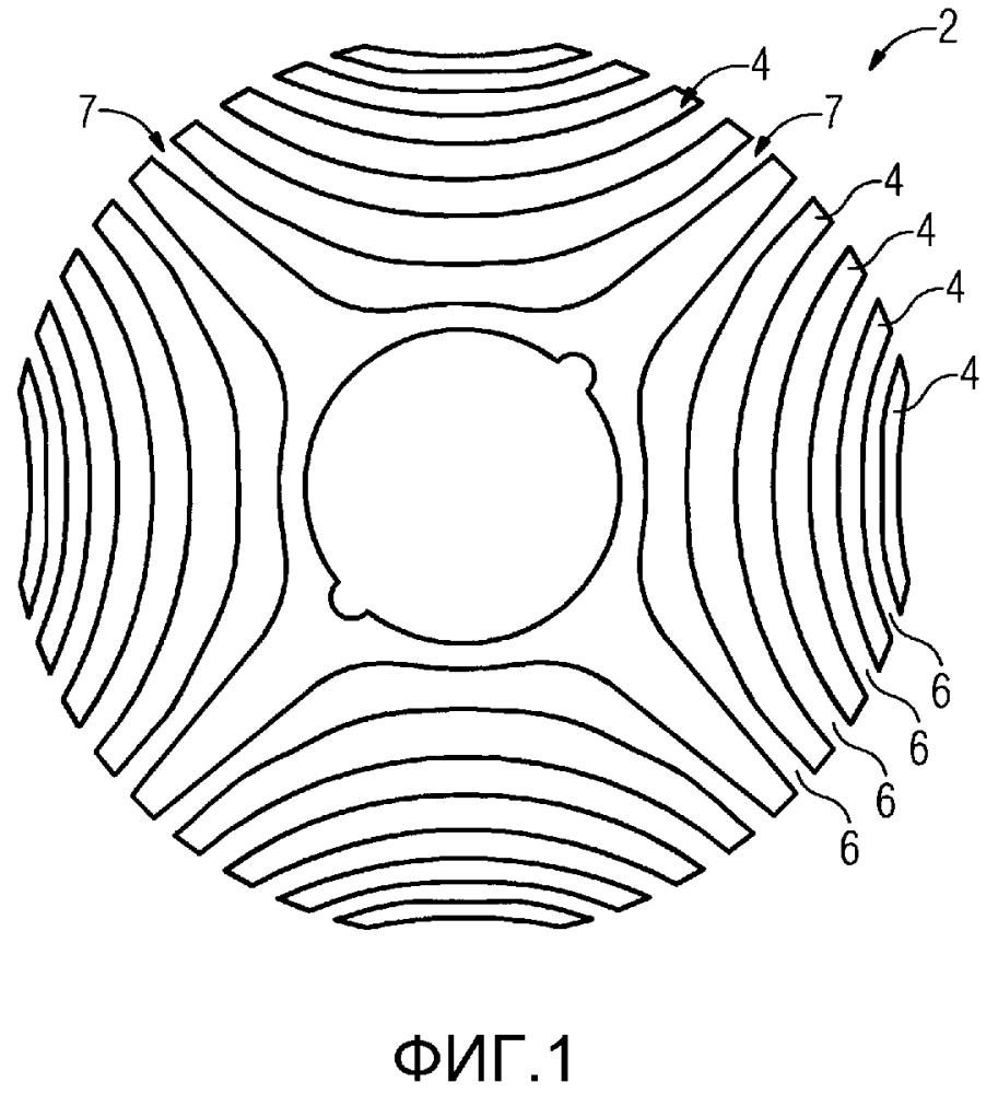Способ изготовления ротора для реактивного электродвигателя