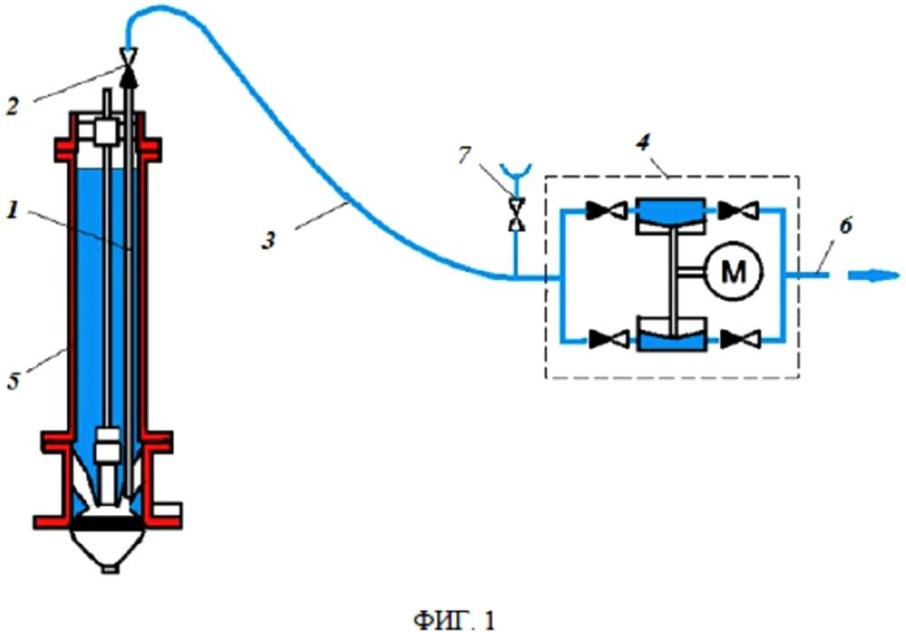 Устройство для откачки стволов пожарных гидрантов