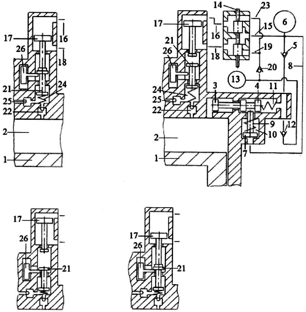 Способ управления дозой впрыскиваемого топлива в камеру сгорания двигателя внутреннего сгорания