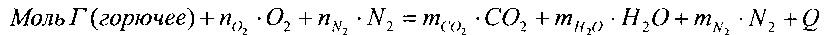 Способ комплексной оценки изменения параметров взрывозащитных элементов при чрезвычайной ситуации на взрывоопасном объекте