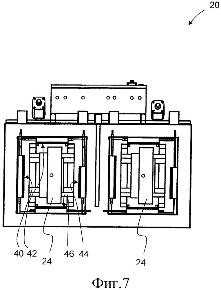 Устройство и способ предварительного нагрева экструзионной матрицы