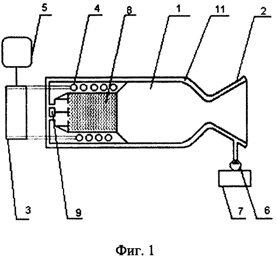 Способ работы ракетного двигателя малой тяги
