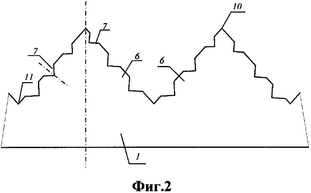Интенсифицирующая теплообменная поверхность для удлинения динамического мениска