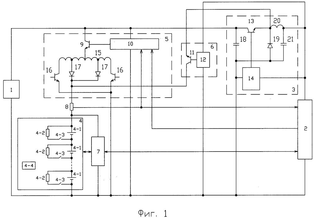 Способ эксплуатации литий-ионной аккумуляторной батареи в составе автономной системы электропитания искусственного спутника земли