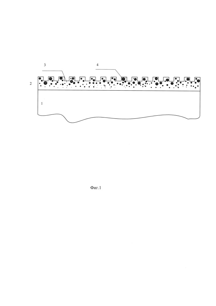 Способ получения радиопоглощающего покрытия на вентильных металлах и их сплавах и покрытие, полученное данным способом