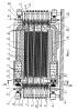 Устройство для окисления полиакрилонитрильных волокон при производстве углеродных волокон