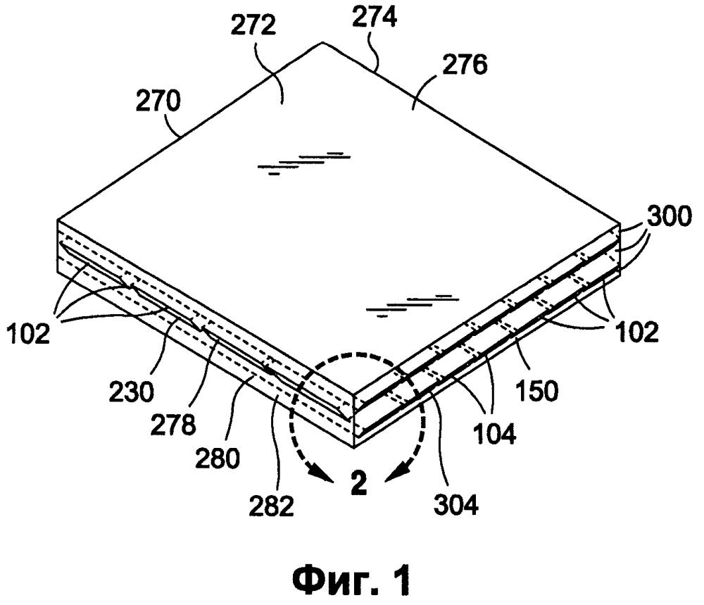 Формирование фасонного волокна с одновременным нанесением матрицы