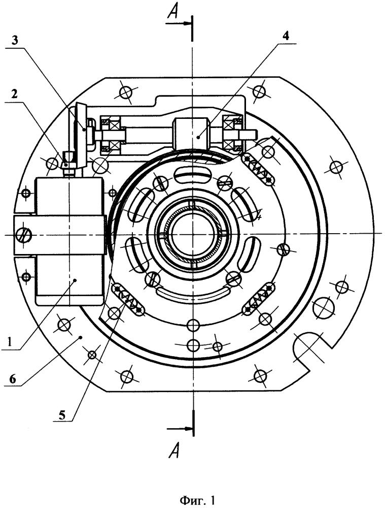 Опора карданова подвеса гиростабилизатора