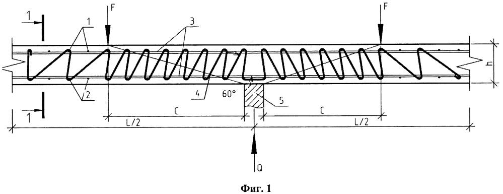 Способ изготовления арматурного каркаса для железобетонных балок