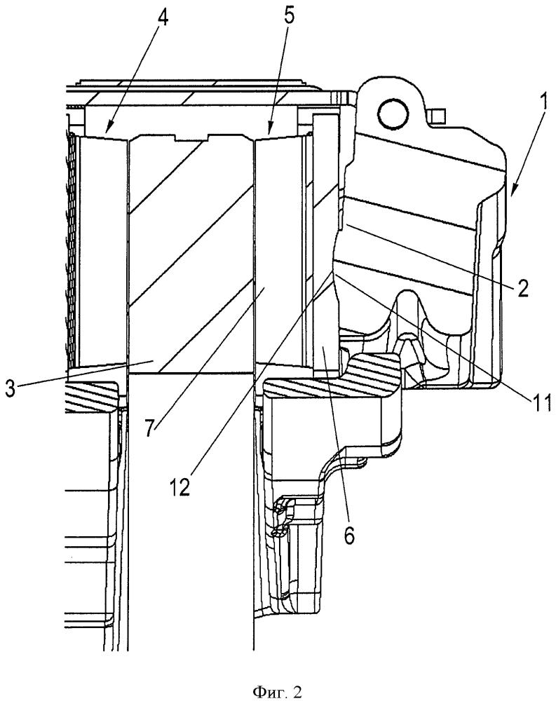 Дисковый тормоз, в частности, для грузового автомобиля, а также тормозная накладка для дискового тормоза