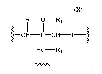 Фосфорсодержащий полимер, изделие и способ для их получения