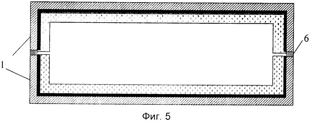 Способ изготовления тепловой трубы с алюминиевым корпусом и водой в качестве теплоносителя