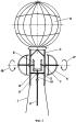 Наземно-генераторный ветродвигатель