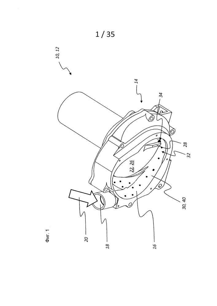 Распределительный агрегат для зернистого материала, прежде всего высевающий агрегат