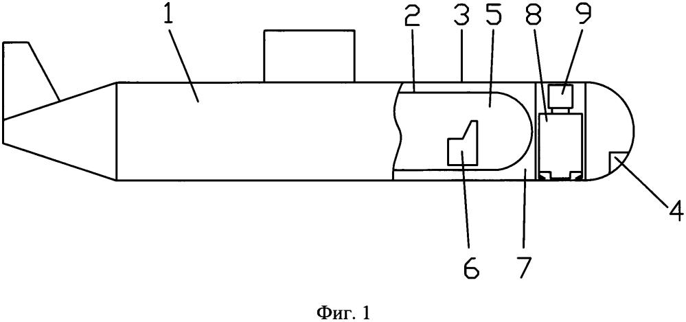 Подводная буровая установка