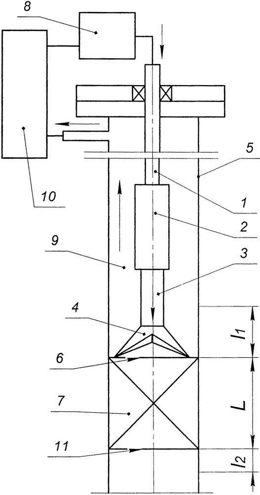 Способ разбуривания скважинного оборудования с применением гибкой трубы