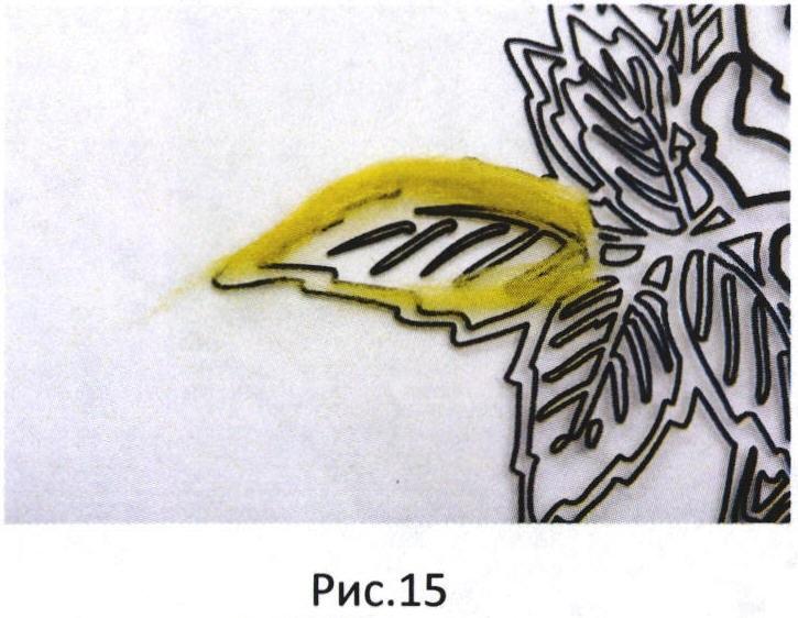 Способ изготовления декоративного (художественного) изделия из шерсти и декоративное изделие, полученное таким способом