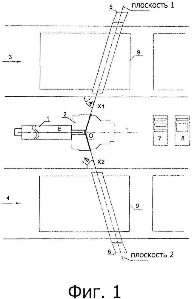 Система формирования рентгеновского флуороскопического изображения