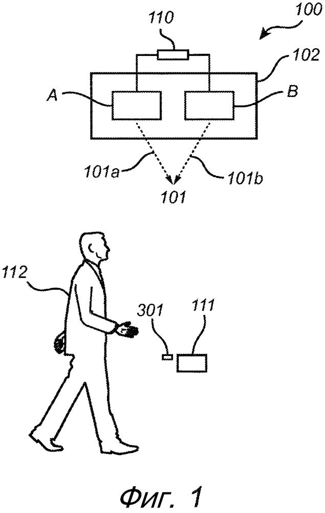 Способ, световой модуль и приемный блок для светового кодирования