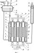 Кожухотрубный каталитический реактор для проведения экзотермических процессов