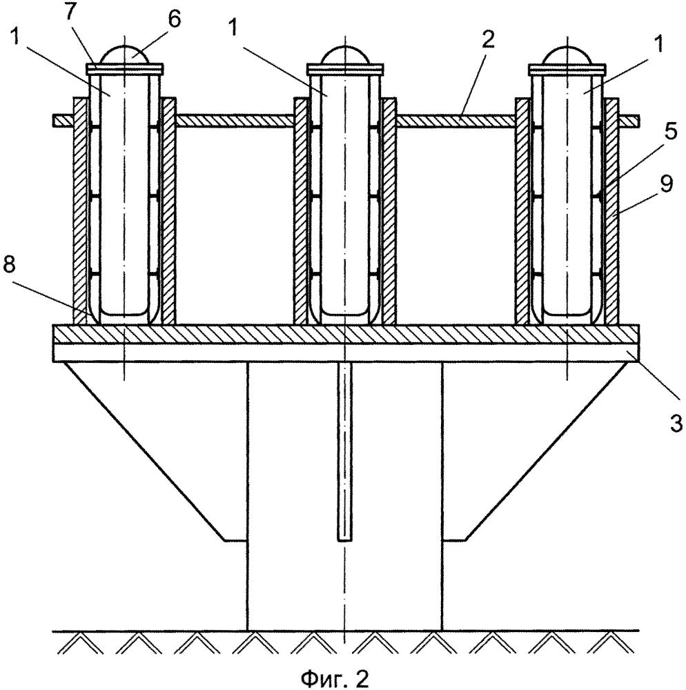 Подводный энергетический модуль