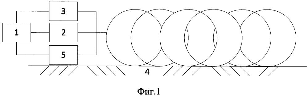 Способ распознавания объекта при его контакте с проволочным ограждением