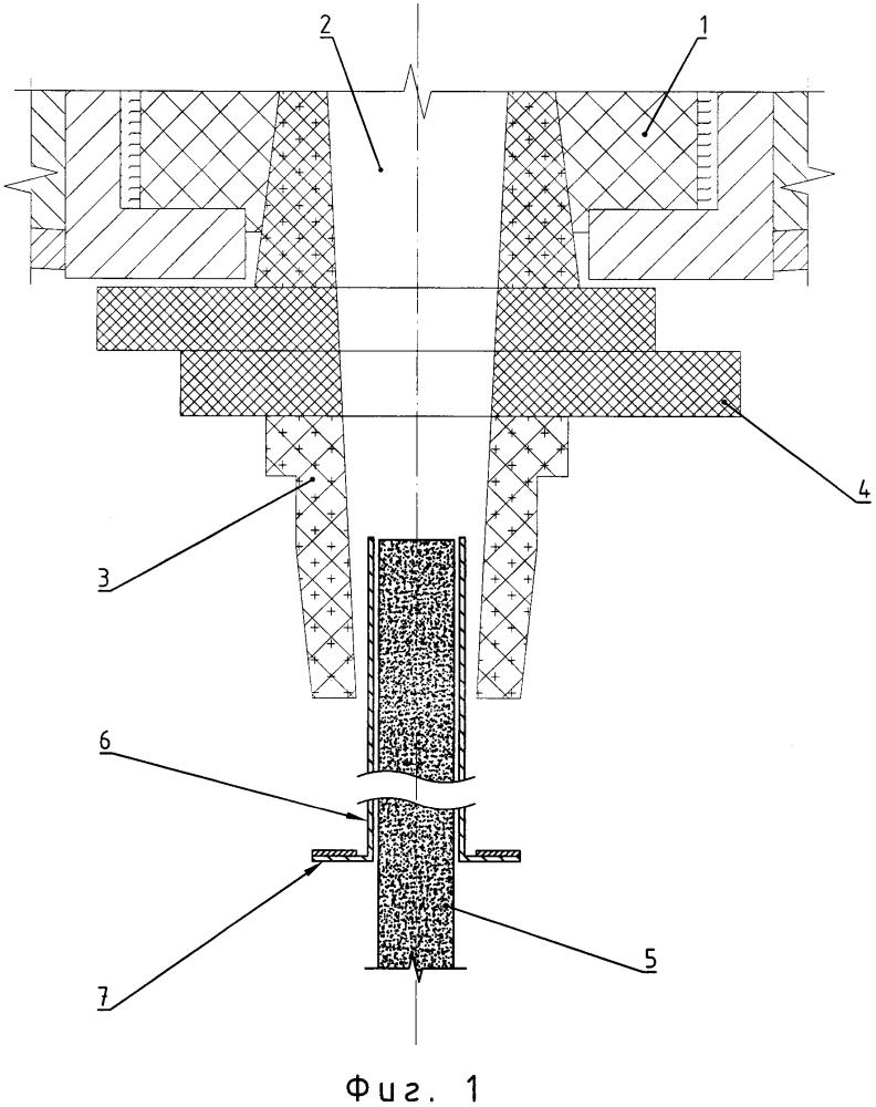 Способ подготовки металлургического ковша
