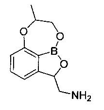 Трициклическое бензоксабороловое соединение, способ его получения и его применение