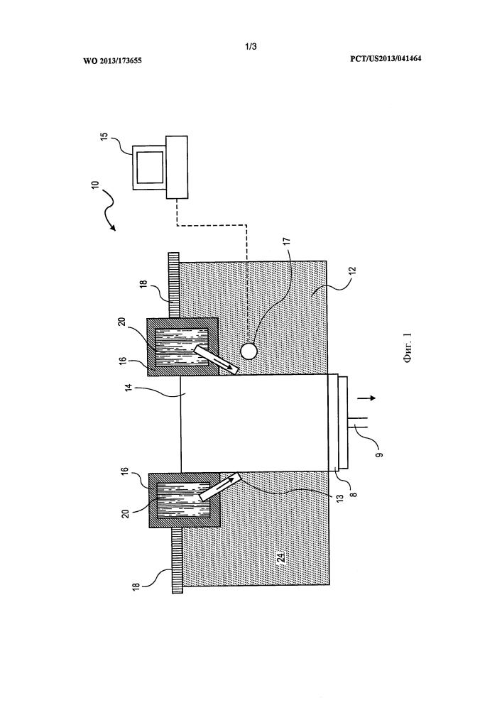 Устройство для разливки алюминиево-литиевых сплавов