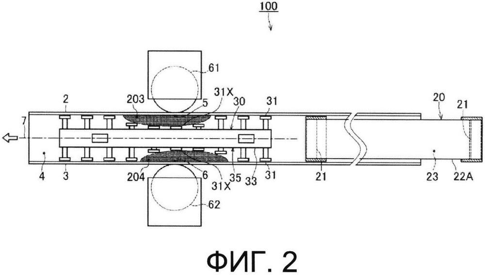 Устройство и способ изготовления сварного стального профиля
